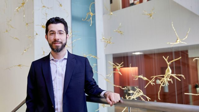 Ed Boyden explains how expansion microscopy could illuminate deep mysteries about how the brain works and improve cancer diagnosis, among other advances.