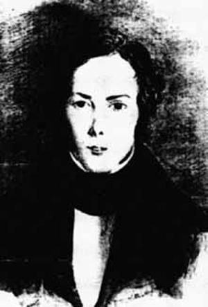 Portrait of John T Graves