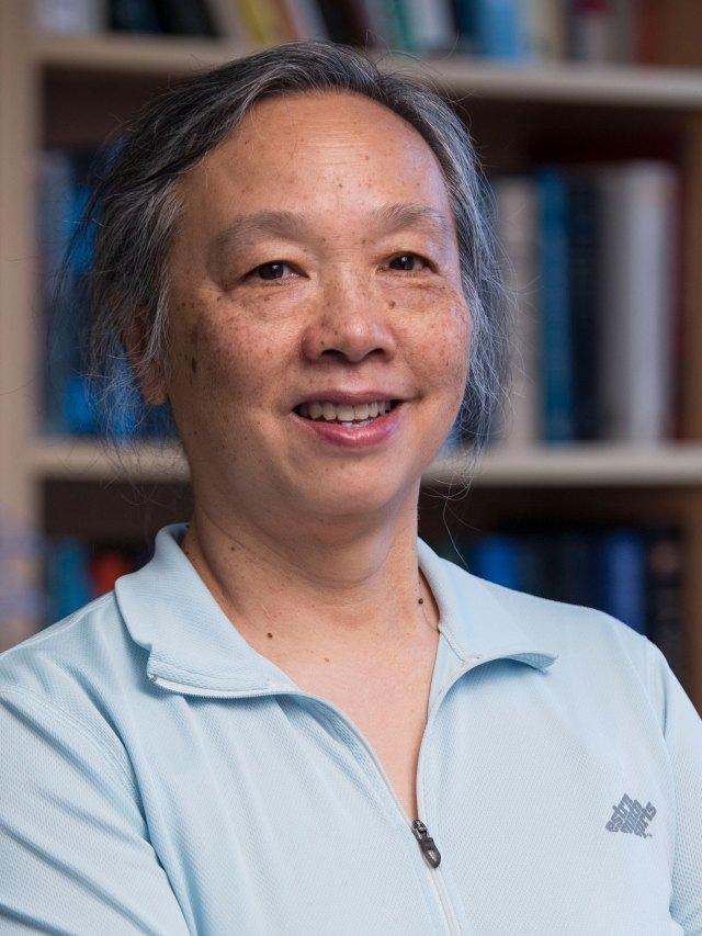 The mathematician Lai-Sang Young