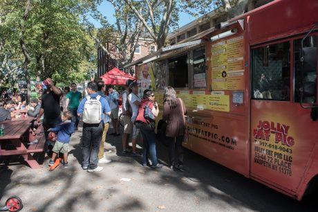 Governors Island Now Accepting Proposals For Seasonal Mobile Vendors And Food Trucks At  Outdoor Cafes And Beer Gardens To Open In  At Liggett