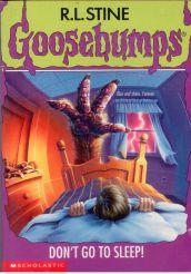 goosebumps books, mom of seven fears