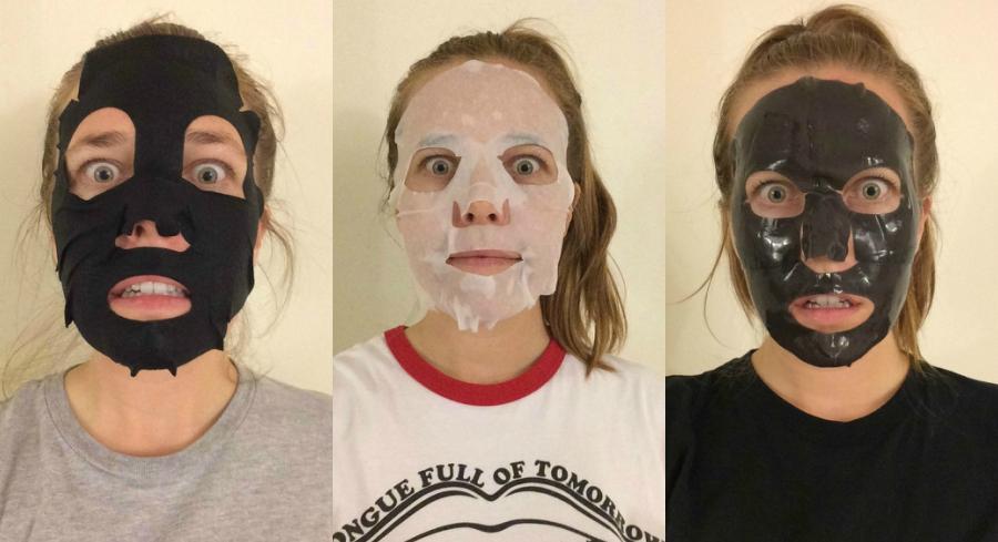 Three Unique Charcoal Face Masks Skincare Reviews