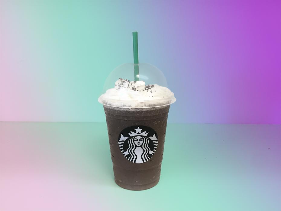 Half Half Starbucks And