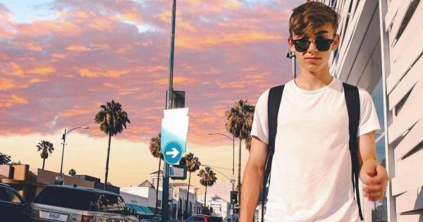 Johnny Orlando Shares His Biggest Instagram Tips and Tricks