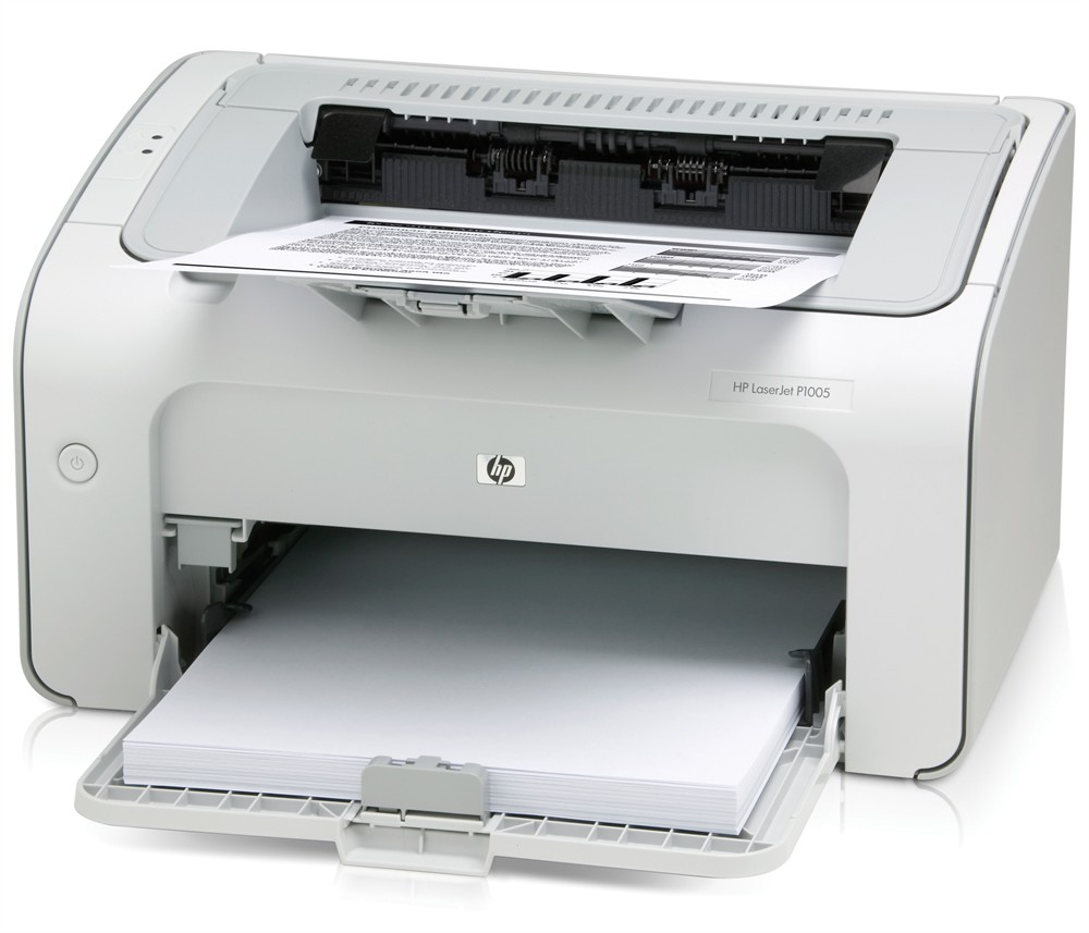 Hp P1005 Laserjet Printer Reconditioned