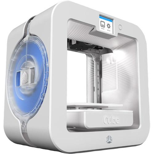 Cube 3d Printer Gen3 White Copyfaxes