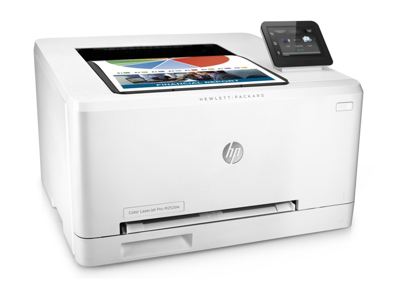 HP M252DW Color LaserJEt PRO Printer RECONDITIONED   CopyFaxes HP M252DW LaserJet Pro Color Printer RECONDITIONED