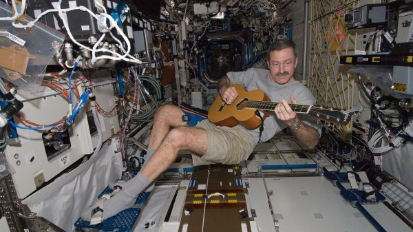 Why Music is Important to Astronauts in Space - Tested