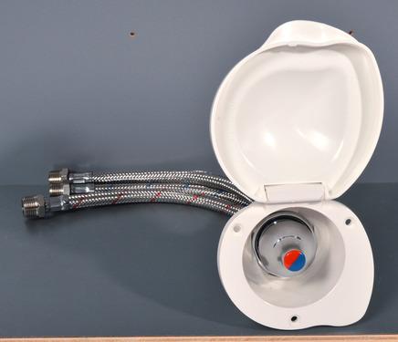 robinet mitigeur pour douche exterieure