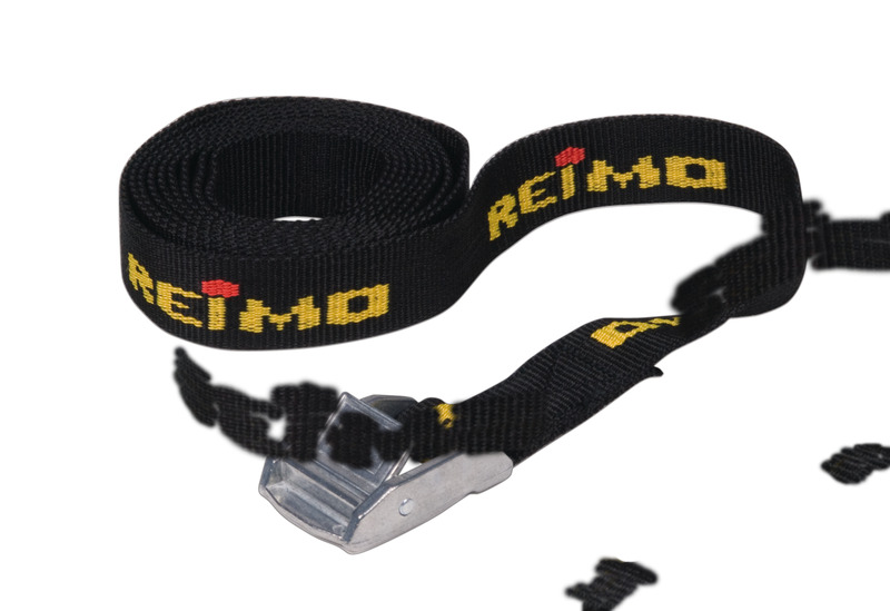 herlaf roof lashing strap with stainless steel buckle