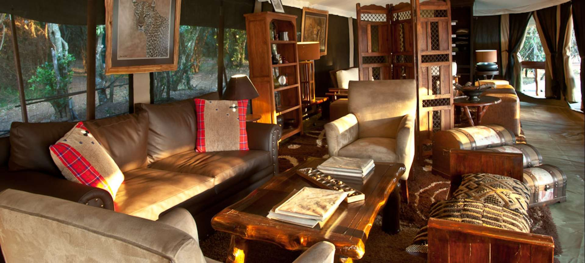 Entim Camp Kenya Discover Africa Safaris
