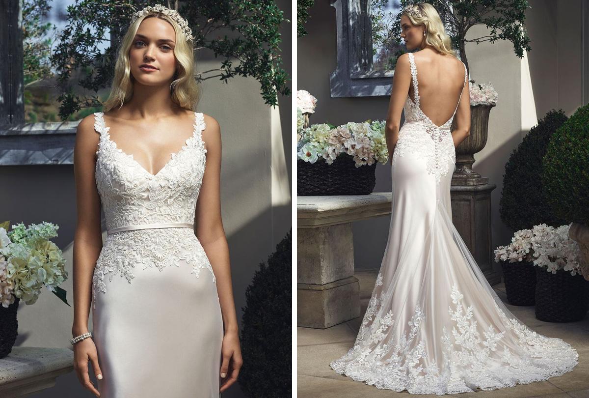 The Best Beach Wedding And Destination Wedding Dresses