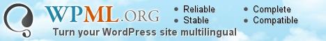 マルチ言語WordPress