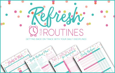 how to create routines