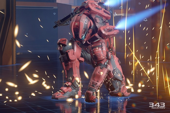 Halo 5 Lets You Turn Off Sprint And Other Spartan Abilities In Custom Games Eurogamer Net