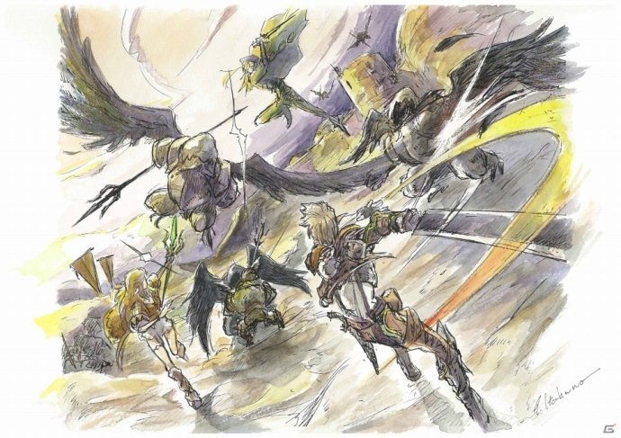 Project Prelude Rune: Square Enix Announces New RPG from Hideo Baba and Studio Istolia