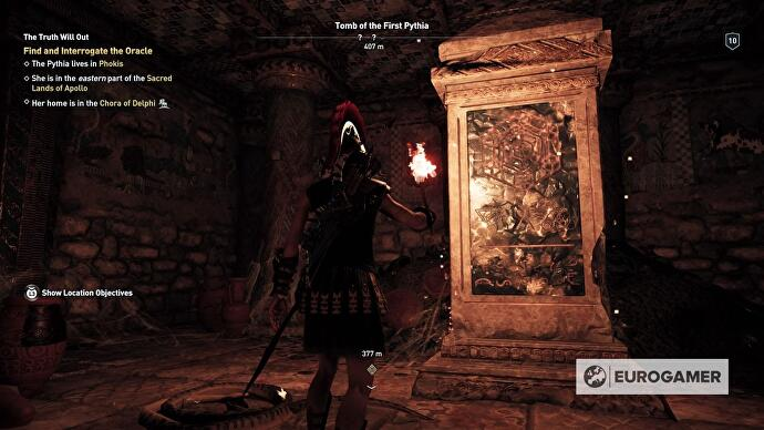 Assassins Creed Odyssey Tomb Locations Ancient Steles