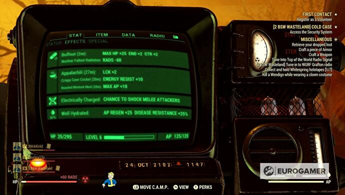 Fallout 76 Nuke Codes Explained How To Launch Nukes Using