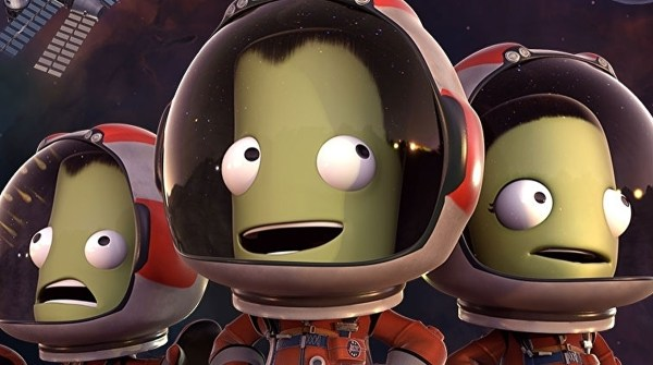 gamescom 2019: Kerbal Space Program 2 zeigt Katastrophen ...