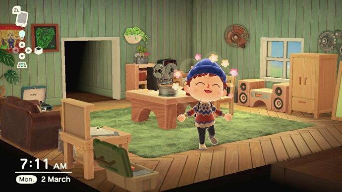 Animal Crossing: New Horizons Review - iGamesNews on Animal Crossing New Horizons Wood Design  id=38256