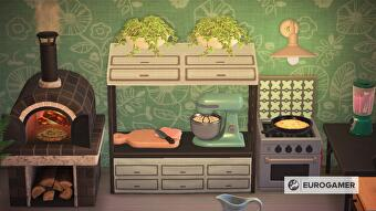 Animal Crossing kitchen furniture: How to design a kitchen ... on Ironwood Kitchen Animal Crossing  id=61794