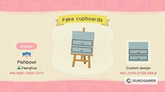 Animal Crossing kitchen furniture: How to design a kitchen ... on Animal Crossing Kitchen Counter  id=48005