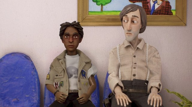 Stop-motion-style space adventure Harold Halibut looks sublime in new story trailer 2