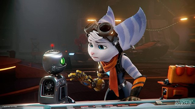 Ratchet & Clank: Rift Apart weighs in at a nimble 33GB 2