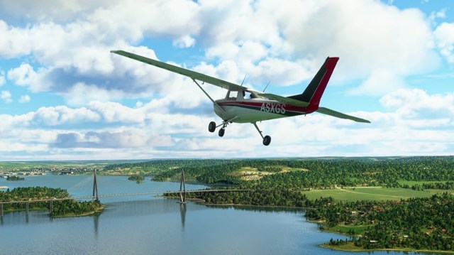 Flight Simulator gives Denmark, Finland, Iceland, Norway, and Sweden makeovers 2