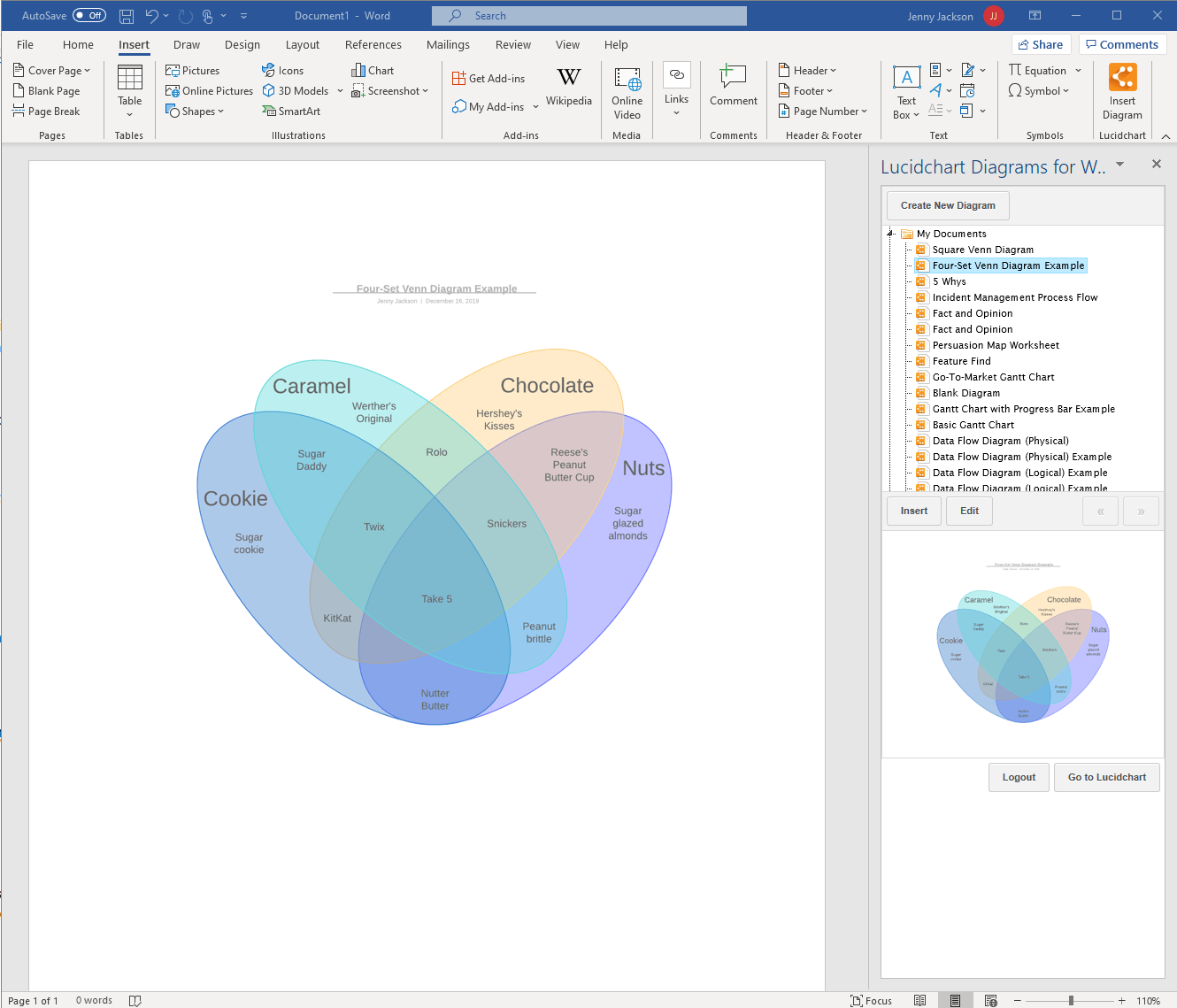 Wiring Database 28 How To Insert A Venn Diagram In Word