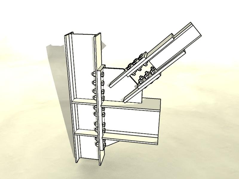 Steel Braced Frame Connections | Frameswalls.org
