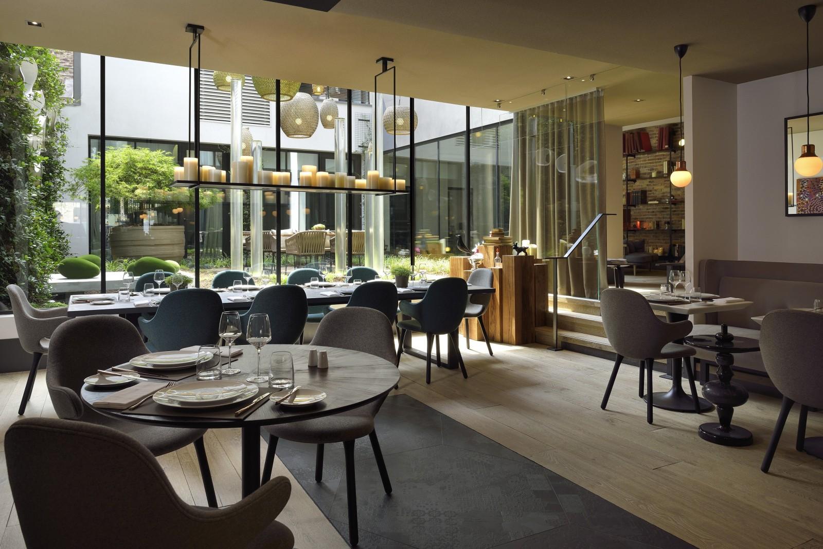 Restaurant Hotel Rennes Centre La Table De Balthazar