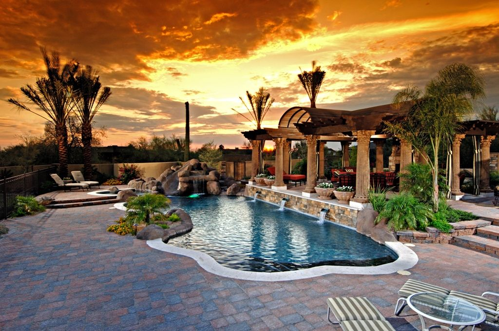 Outdoor Living • California Pools & Landscape on Outdoor Living And Landscapes id=23153