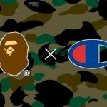 4月30日発売予定 A BATHING APE x CHAMPION