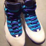 6月18日発売予定 Air Jordan 10 'Charlotte'
