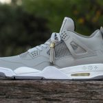 "Air Jordan 4 ""Don"" Custom Louis Vuitton"