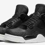 4月9日発売予定 Air Jordan 4 PREMIUM 'Black Sail'