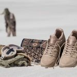 "11月14日先行予約開始 monkey time x ASICS Tiger GEL LYTE V ""SAND LAYER"""