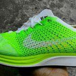 リーク Nike Flyknit Racer 'Neon Green'