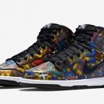 "8月14日発売 直 CONCEPTS X NIKE SB DUNK HIGH ""STAINED GLASS""""Stefan Janoski Max L"""