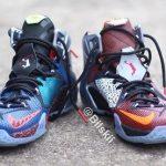 画像追記 9月5日発売予定 Nike What The  LeBron 12