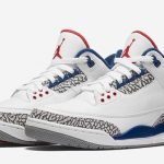 "11月25日発売予定 Air Jordan 3 RETRO OG ""True Blue"""