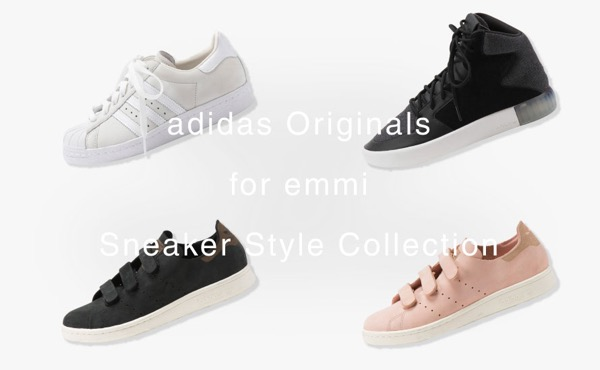 adidas Originals for emmi