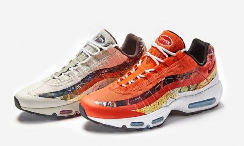 ave White x Nike Air Max 95 Albion Pack