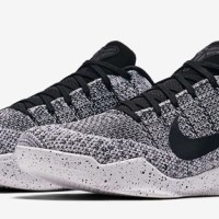 "KOBE XI ELITE LOW ""WHITE/BLACK"""