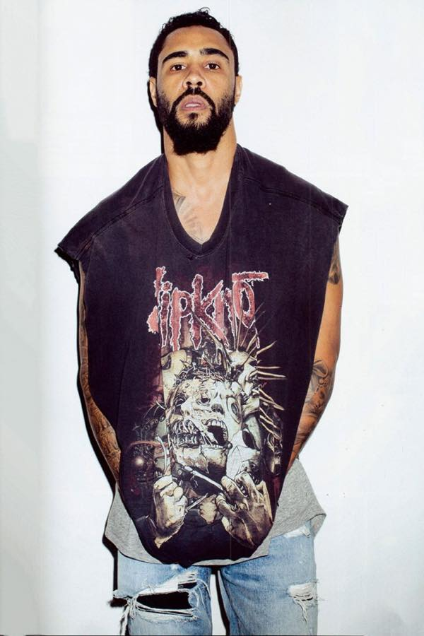 fear-of-god Slipknot TEE