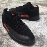 "1月14日発売予定 Air Jordan 12 Low ""Max Orange"""
