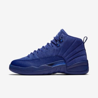 AIR JORDAN 12 PREMIUM DEEP ROYAL BLUE
