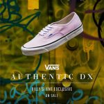 "6月16日先行発売 VANS AUTHENTIC 44 DX ""Anaheim Factory Collection"""