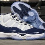 "11月24日発売予定 NIKE AIR JORDAN 11 ""MIDNIGHT NAVY"""